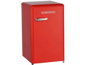 Wolkenstein Kühlschrank KS95RT FR rot