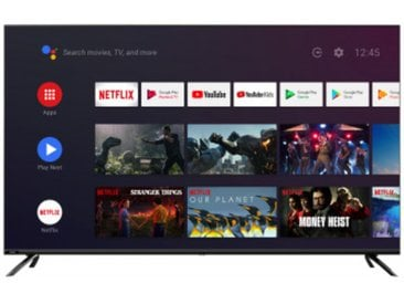 CHIQ LED-Fernseher 58 Zoll U58H7S 4K-UHD Android TV