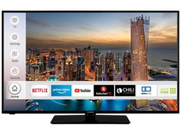 Techwood LED-Fernseher 50 Zoll TW50U550O1CW 4K UHD SmartTV