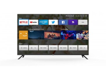 CHIQ LED-Fernseher 55 Zoll U55H7L 4K-UHD