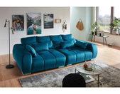 Big Sofa Esther Türkis