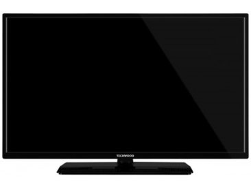 Techwood LED-Fernseher 32 Zoll TW32F550O1CW Full-HD SmartTV