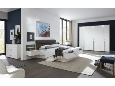 Basispreis* Wohnwert Schlafzimmer  Kollina ¦ weiß