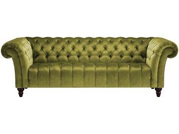 Basispreis* Big Sofa  Canyon ¦ grün ¦ Maße (cm): B: 230 H: 74 T: