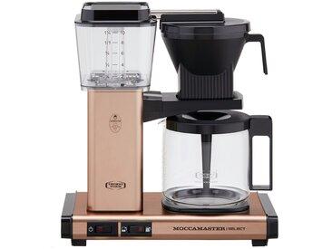 Moccamaster Kaffeautomat  KBG Select Copper ¦ kupfer ¦