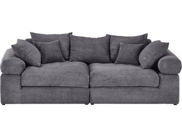 Basispreis* smart Big Sofa  Lionore ¦ grau