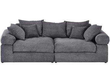 Basispreis* smart Big Sofa  Lionore ¦ grau ¦ Maße (cm): B: 242 H: