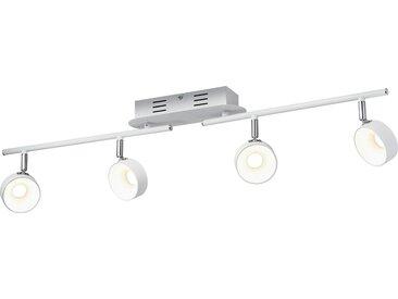 Basispreis* KHG LED-Spot 4-flammig weiß ¦ weiß ¦ Maße (cm): B: 8