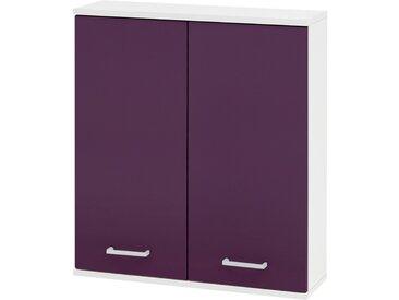 Basispreis* Oberschrank, 2-türig  Lorenz ¦ lila/violett