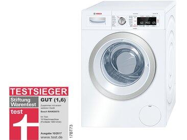 BOSCH Waschvollautomat  WAW 28570 ¦ weiß ¦ Kunststoff, Glas ,
