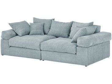 smart Big Sofa  Lionore ¦ grün