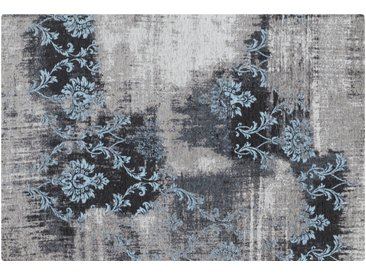 Vintage Teppich  Diana Melody ¦ grau ¦ Synthethische Fasern, 65%