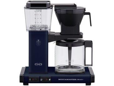 Moccamaster Kaffeautomat  KBG Select Midnight Blue ¦ blau ¦