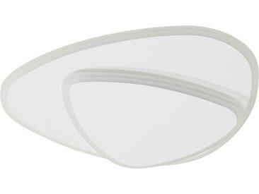 Basispreis* KHG LED-Deckenleuchte, weiß `Ovale` ¦ weiß