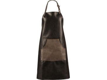 Basispreis* ASA SELECTION Kochschürze  vegan leather ¦ braun