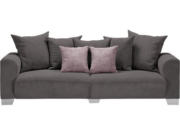 Basispreis* smart Big Sofa  Tonja ¦ grau