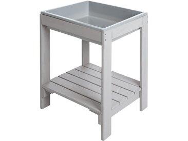 Roba Outdoor Kinder-Spieltisch  Tiny ¦ grau