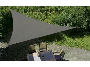 Basispreis* GO-DE Sonnensegel, 3-eckig  Sonne ¦ grau
