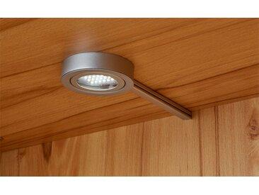 Basispreis* uno 2er LED-Beleuchtung  Lasal ¦ silber
