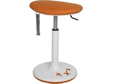 Basispreis* Sitness X Bürohocker  Sitness X Stool 30 ¦ orange