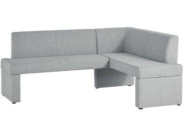 Basispreis* smart Eckbank  Pillow ¦ grau ¦ Maße (cm): H: 83