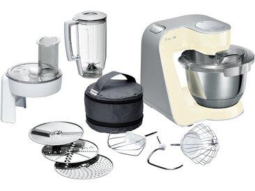 BOSCH Küchenmaschine   MUM 58920 ¦ creme ¦ Kunststoff, Edelstahl