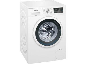 SIEMENS Waschvollautomat  WM 14 N 121 ¦ weiß ¦ Kunststoff,