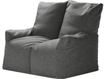 Basispreis* Sitzsack-Sofa  Fiete ¦ grau