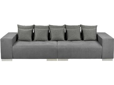Basispreis* switch Big-Sofa  Max ¦ grau ¦ Maße (cm): B: 300 H: 85