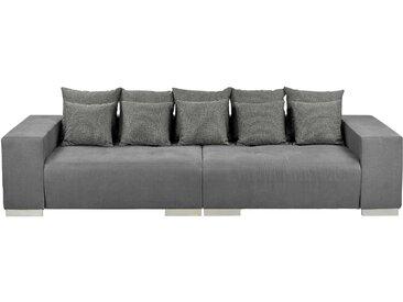 Basispreis* switch Big-Sofa  Max ¦ grau ¦ Maße (cm): B: 300 H: 85