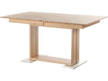 Basispreis* Woodford Säulentisch ausziehbar  Mila ¦ holzfarben