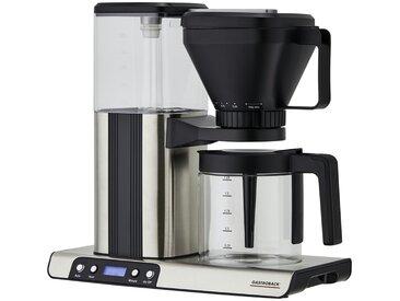 GASTROBACK Kaffeeautomat  42706 ¦ silber ¦ Metall, Kunststoff,