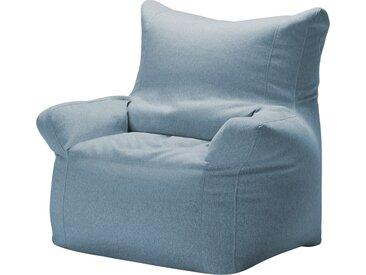Basispreis* Sitzsack Sessel  Fiete ¦ blau
