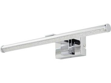 Basispreis* LED-Bad-Spiegelleuchte, 1-flammig, ´klein´ ¦ silber