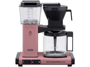 Moccamaster Kaffeautomat  KBG Select Pink ¦ rosa/pink ¦