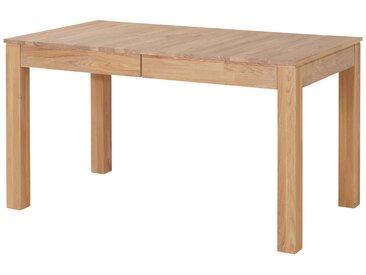 Woodford Massivholztisch ausziehbar  Gabor ¦ holzfarben ¦ Maße