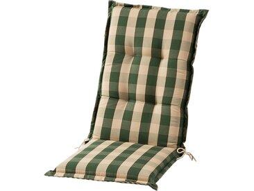 Schwienhorst Sesselauflage hoch  Kent grün ¦ grün ¦ Maße (cm): B: