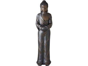 Basispreis* Buddha ¦ grau ¦ Magnesia ¦ Maße (cm): B: 24 H: 81 T: