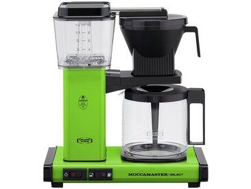 Moccamaster Kaffeautomat  KBG Select Fresh Green ¦ grün ¦