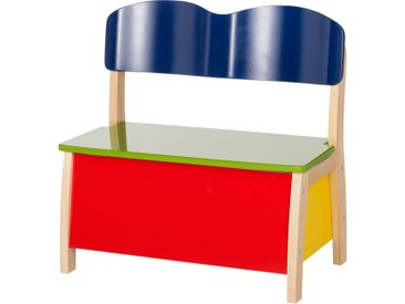 Basispreis* Kindertruhenbank  Premium ¦ mehrfarbig