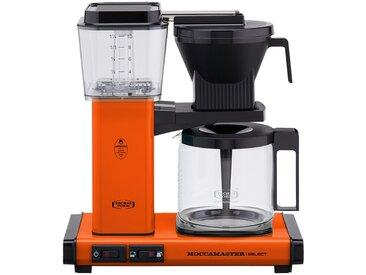 Moccamaster Kaffeautomat  KBG Select Orange ¦ orange ¦