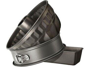 KAISER Backformenset, 3-teilig  La Forme ¦ grau ¦ Metall