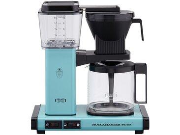 Moccamaster Kaffeautomat  KBG Select Turquoise ¦ türkis/petrol ¦