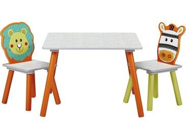 Basispreis* Kindersitzgruppe  Safari ¦ mehrfarbig