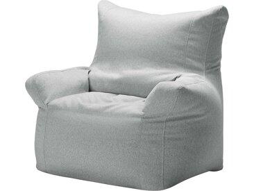 Basispreis* Sitzsack Sessel  Fiete ¦ grau