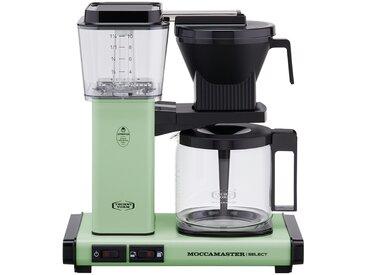 Moccamaster Kaffeautomat  KBG Select Pastel Green ¦ grün ¦