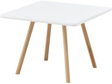 Basispreis* Kinder-Tisch  Krümel ¦ weiß