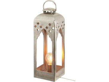 Basispreis* Fischer-Honsel Laterne, 1-flammig, nickel antik