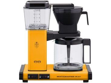 Moccamaster Kaffeautomat  KBG Select Yellow Pepper ¦ gelb ¦