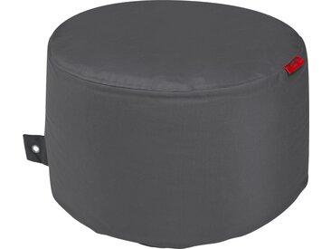 Outbag Sitzsack  Rock Plus ¦ grau ¦ Maße (cm): H: 35 Ø: [60.0]